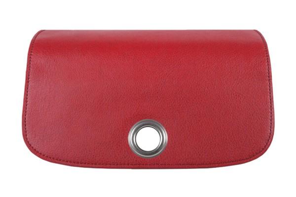 Taschencover Leder