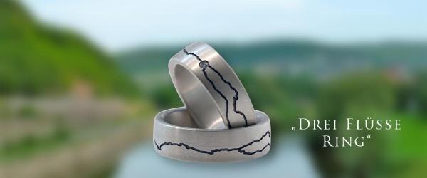 Drei Flüsse Ring